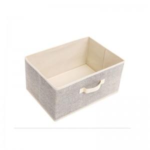 Non woven clothing storage box