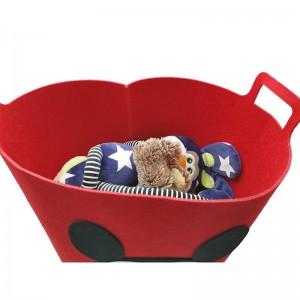 felt laundry organizer for children