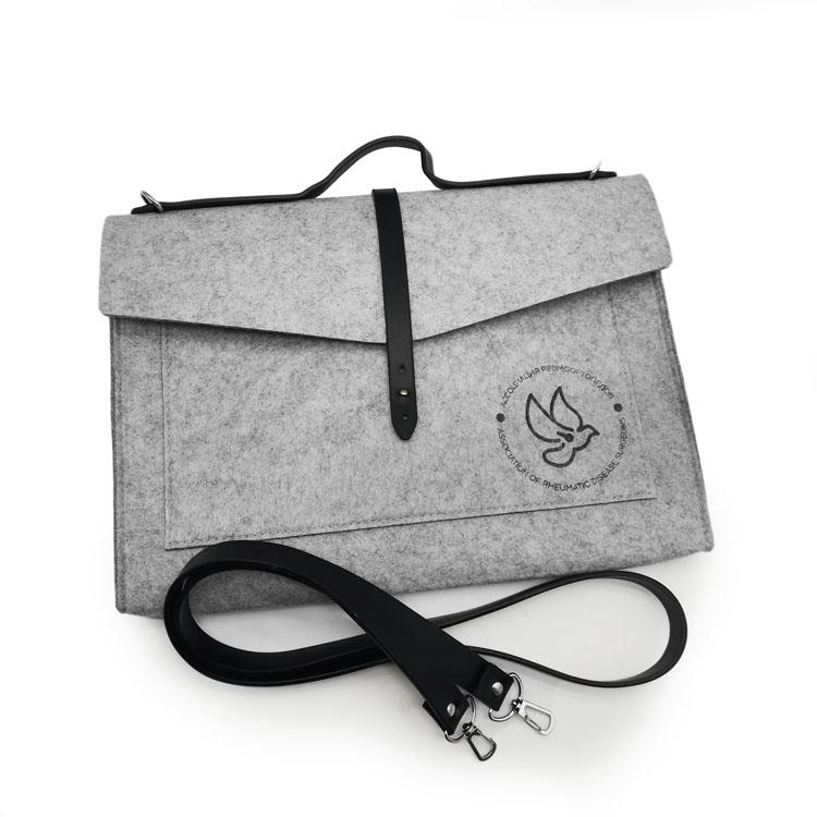Felt Laptop Tablet Sleeve Bag Featured Image