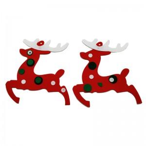 2019 New Felt Christmas Ornaments