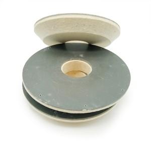 8k wool felt polihsing wheel for stainless polishing