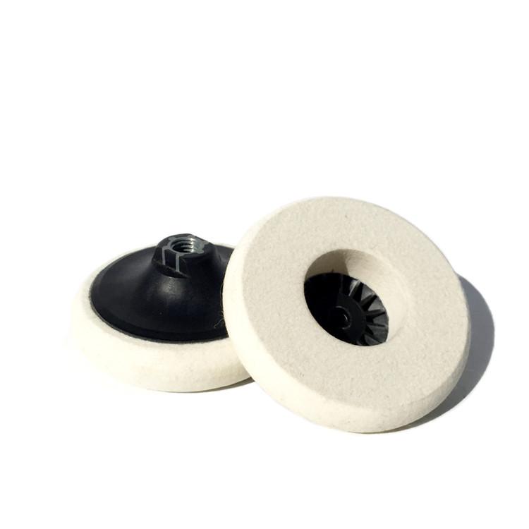 wool felt wheel with M14 thread Featured Image