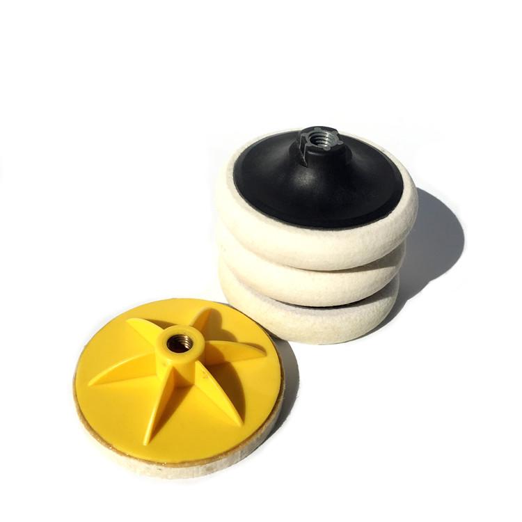 Reasonable price Buffing Polishing Wheels - Felt Disc Polishing Wheel – Rolking