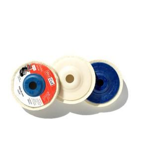 Felt Disc Polishing Wheel