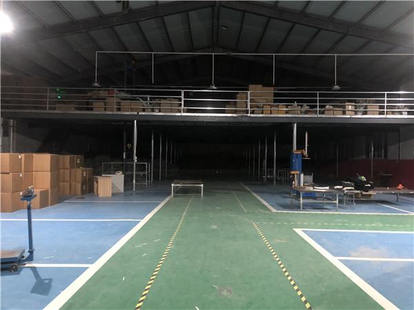 Rolking warehouse