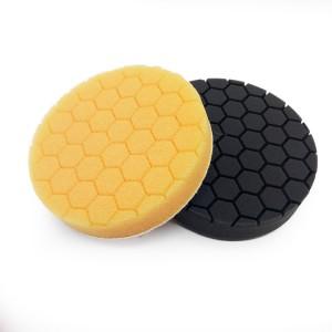 Hex-logic Foam Buffing Pads for Car