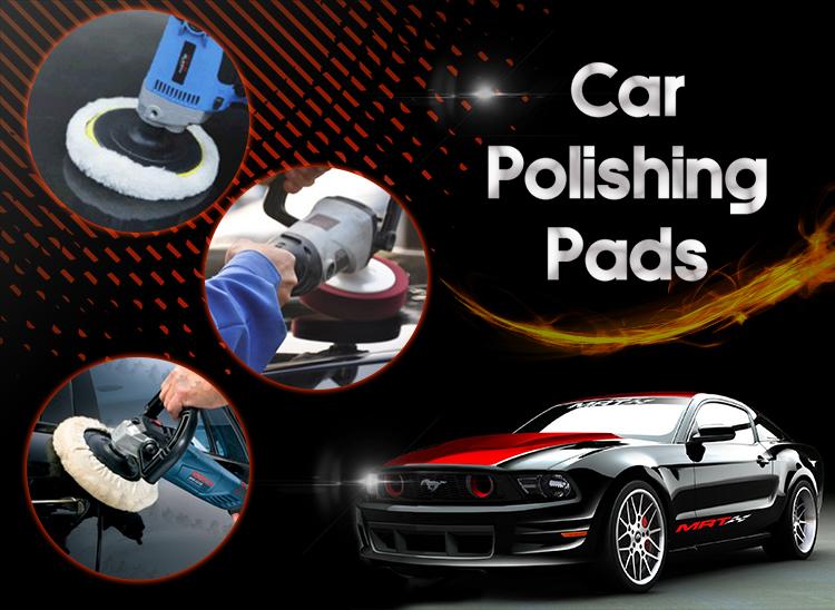 car polishing pads