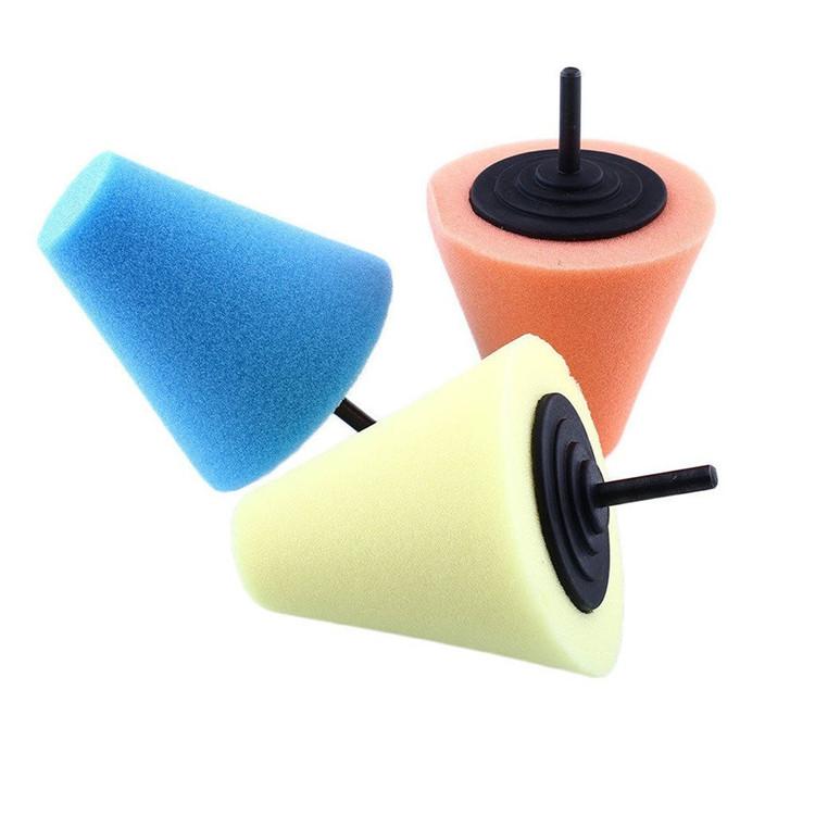 cone polishing pad (12)