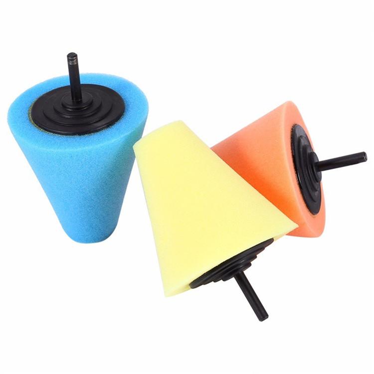cone polishing pad (14)
