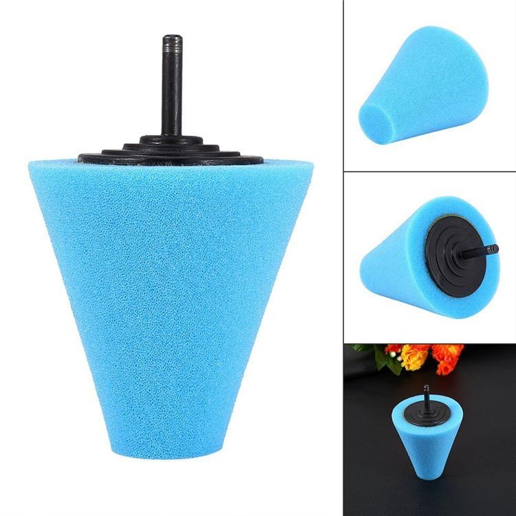 cone polishing pad (21)