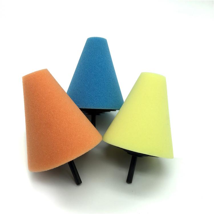 cone polishing pad (46)
