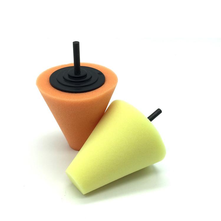 cone polishing pad (49)