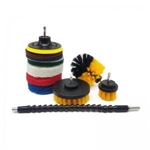 Car Washing and Detailing Power Brush Kit