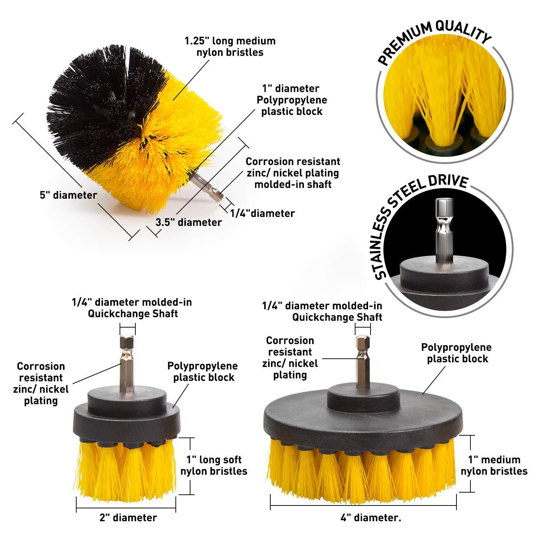 drill brush (20)