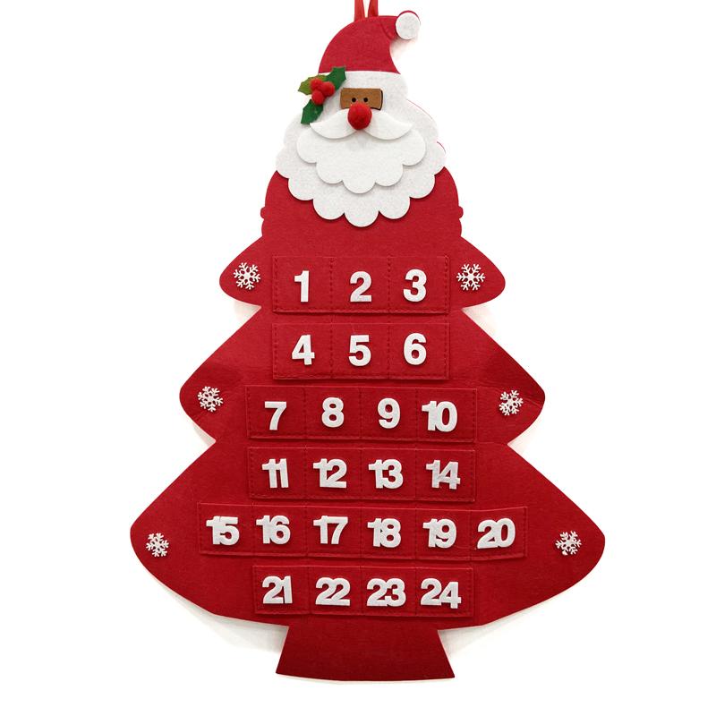felt Christmas calendar (1)