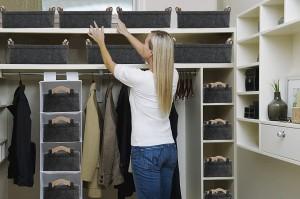 Collapsible Eco-friendly 100% polyester felt bin box desk storage