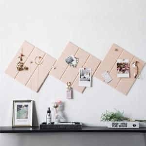 Home Decoration Board Felt Bulletin Board