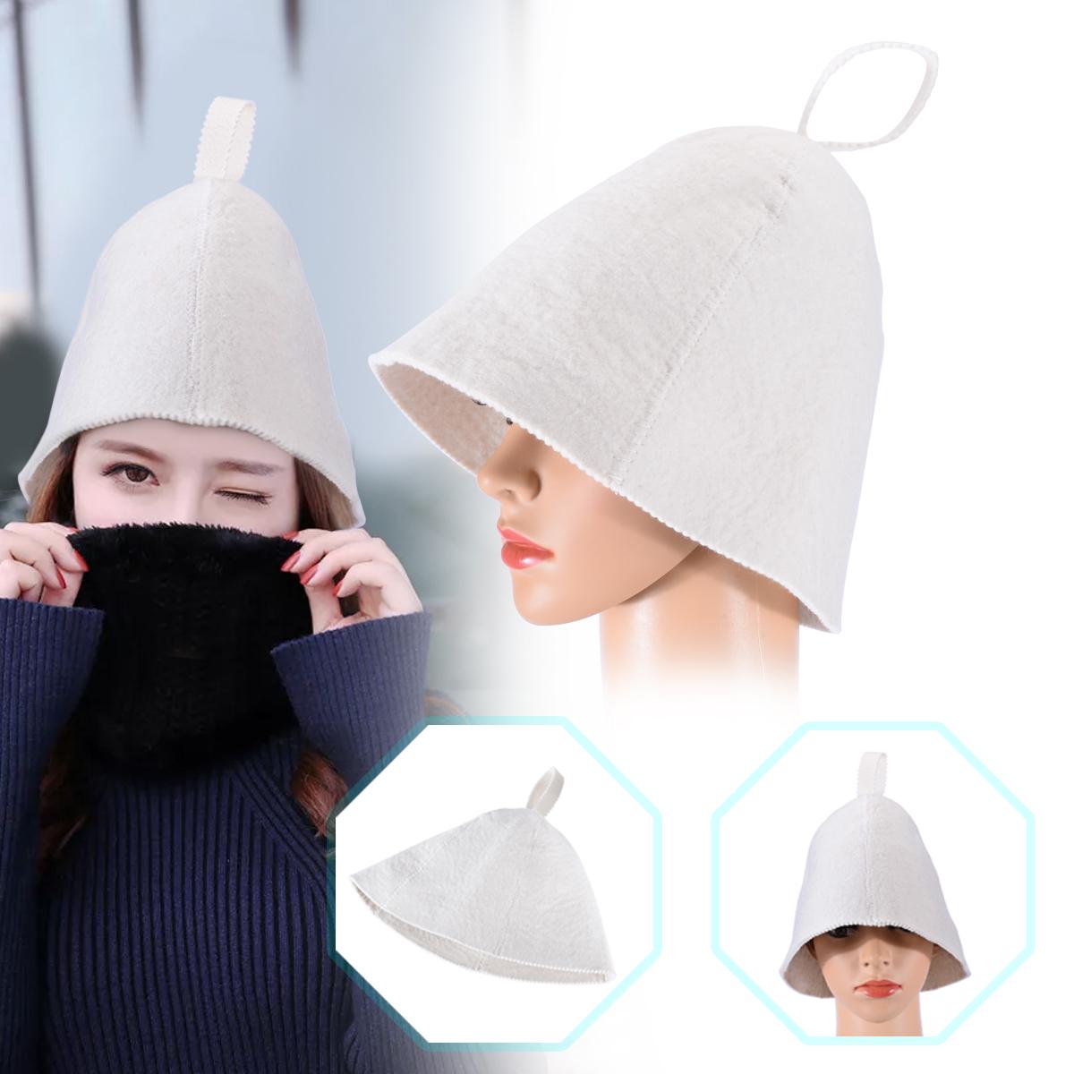 Factory Supply Felt Sauna Hat Featured Image