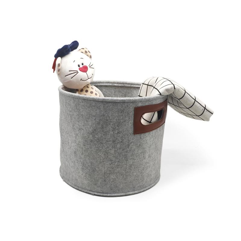 felt storage bin (10)