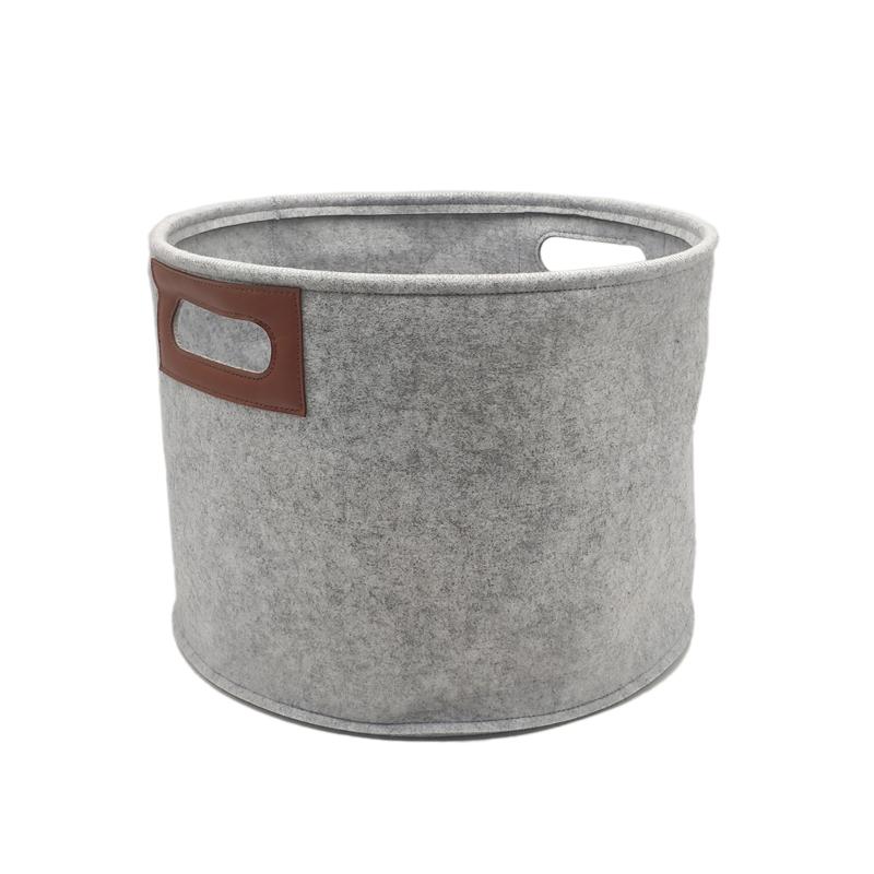 felt storage bin (4)