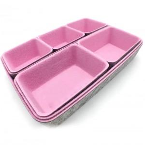 8Pack felt drawer organizer