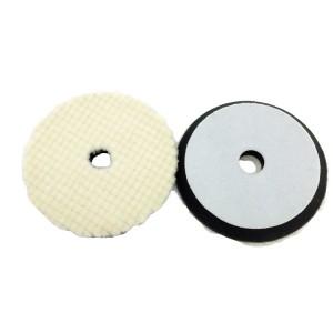 wool foam polishing pads for car