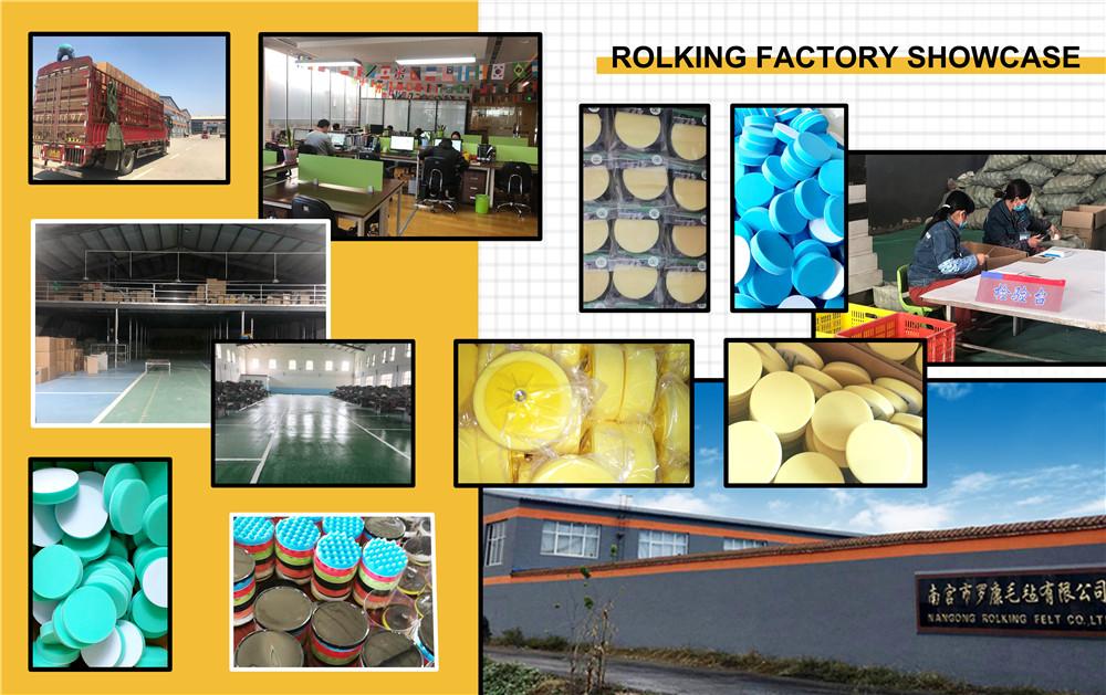 rolking foam pad