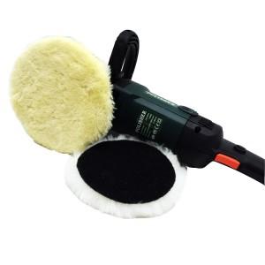 Sheepskin Wool Polishing Pads