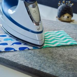 17*24inch wool ironing pressing pad